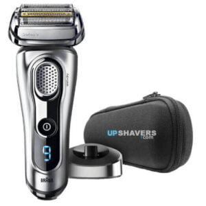 Braun Series 9290CC - Best Electric Shaver For Sensitive Skin