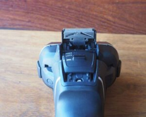 Pop-up trimmer - Panasonic ES-LV95-S Shaver