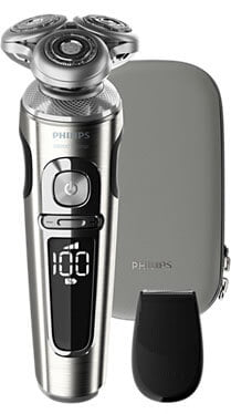 Philips Norelco 9000 Prestige - Best Electric Shaver For Sensitive Skin