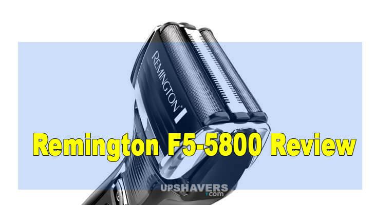 Remington F5-5800 Foil Shaver Review - Best Electric Shaver