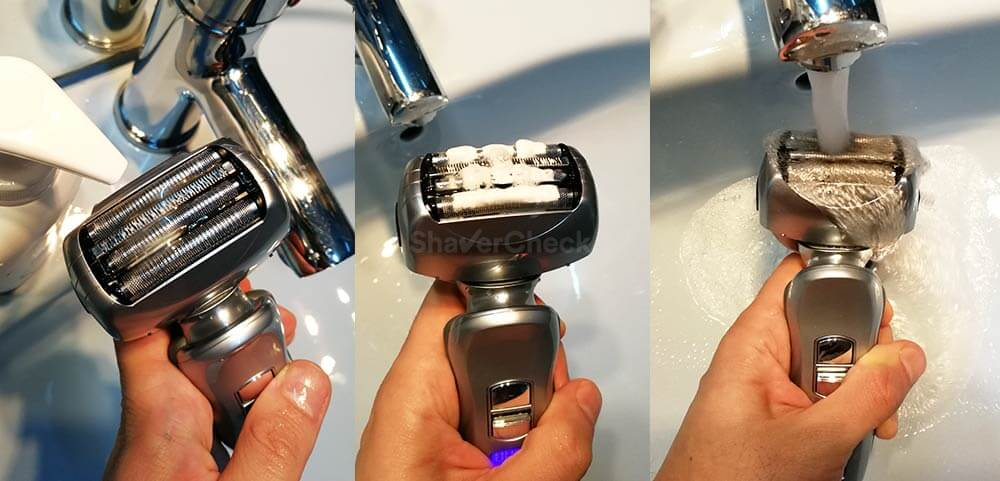 How to Clean an Electric Shaver for your next use