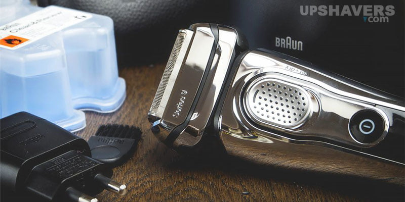 The Series 9 is Braun's latest and greatest electric shaver for black men