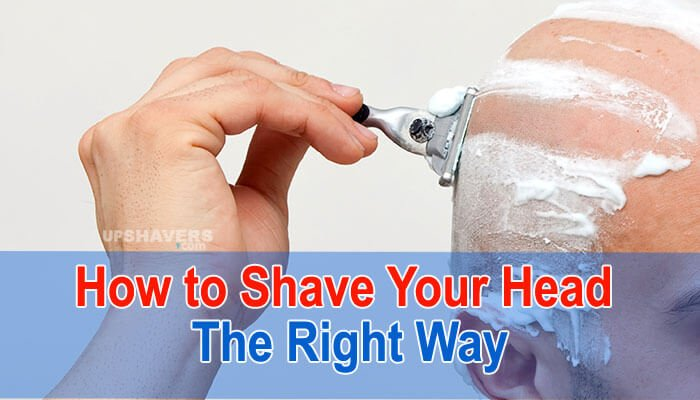 Can you shave your head with an electric razor without cuts or irritation?