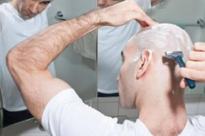 Learn how to shave your head with an electric razor to hassle-free head shaving or irritation and how to avoid razor burn and ingrown.
