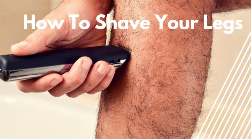 How to shave your legs: A Guide for First Users