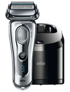 Braun Series 9 9095cc Wet & Dry Electric shaver