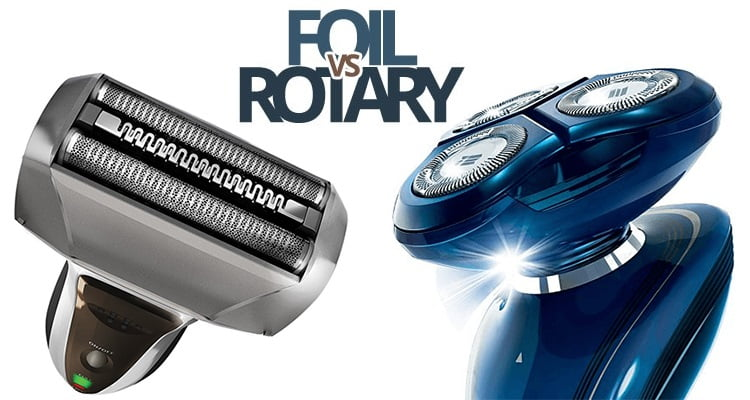 Foil vs Rotary Shaver: What Are The Differences?