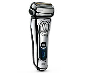 braun series 9 9295cc electric shaver