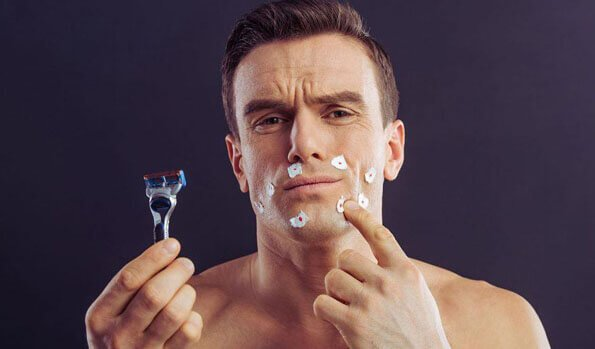 Is an electric shaver better for sensitive skin?