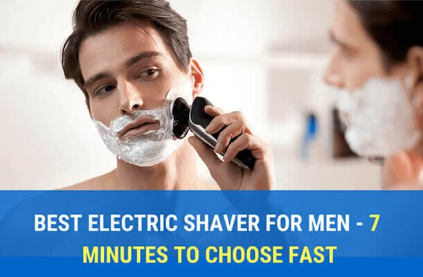 What is the best electric shaver for a close shave?